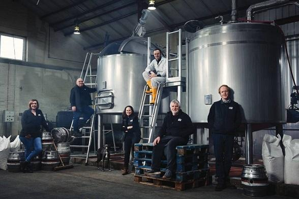 Bishop Nick Brewery launches new venture