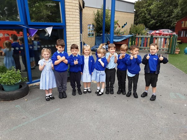 White Court Primary School set to build outdoor learning space thanks to donation