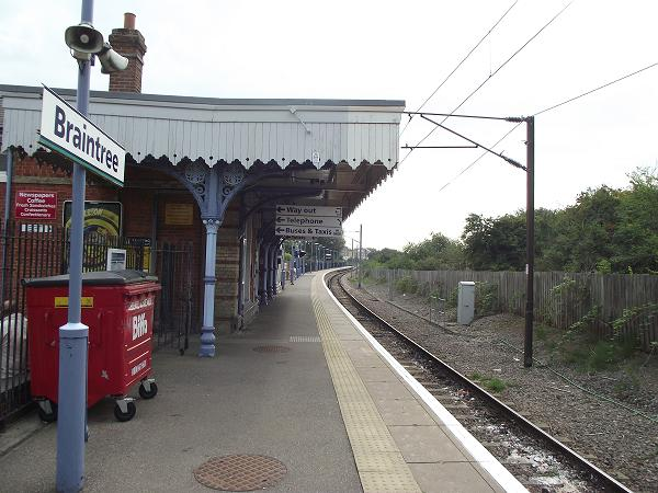 Braintree district: Second railway line on politicians' wishlist