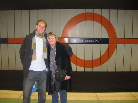Lee Heath, pictured with mum Marie, was killed in Germany in 2011