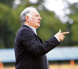 Alan Devonshire. Picture: ADRIAN RUSHTON
