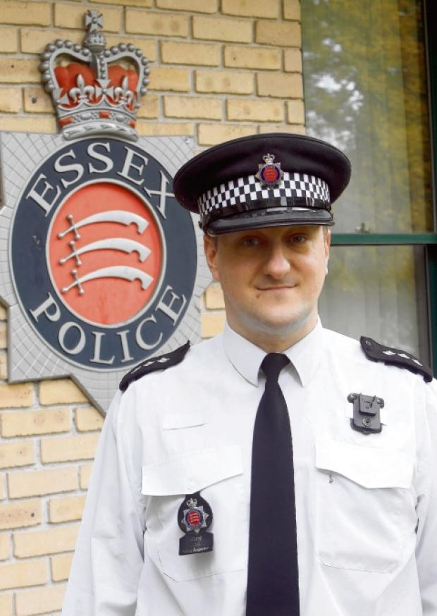 Chief Inspector Nick Lee
