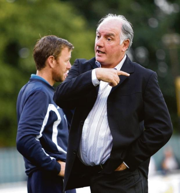 Braintree Town manager Alan Devonshire was able to wrap up some late transfer business during the January window.