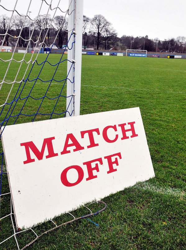 Thurlow Nunn League acts early to postpone games