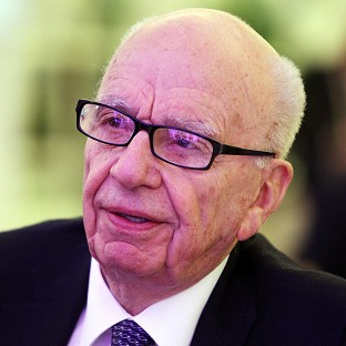 Rupert Murdoch is giving evidence before the Leveson Inquiry at London's Royal Courts of Justice