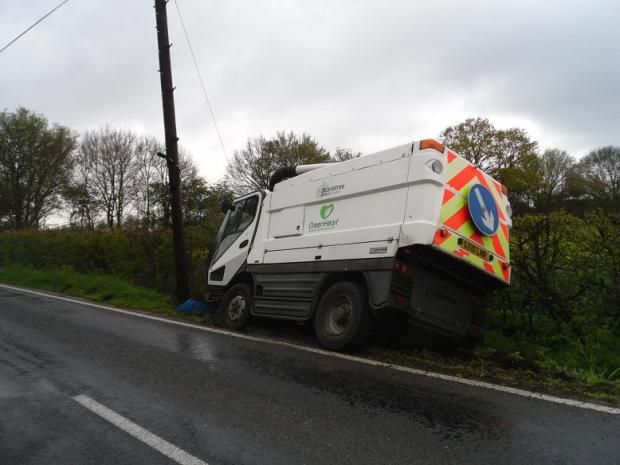 Witham: Roadsweeper crash reignites safety concerns
