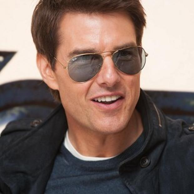 Rock Of Ages star Tom Cruise is a big music fan