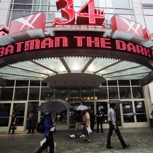 Box Office figures for the new Batman movie will not be announced as usual this Sunday (AP)