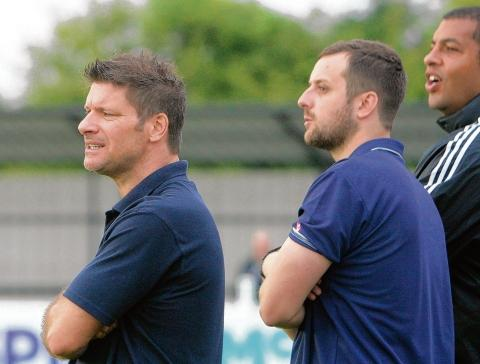 Braintree and Witham Times: Witham bosses want core of their squad to battle in the premier division
