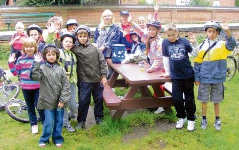 Braintree: Families take part  in Chernobyl Children's Project