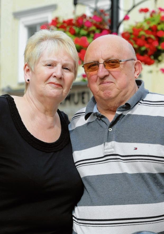 "Braintree: Gran who ""came back from the dead"" praises medics"