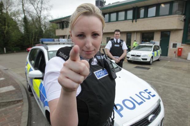 Braintree: First PCSO in Braintree East features in television show