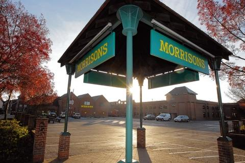 Morrisons in Rayne Road, Braintree
