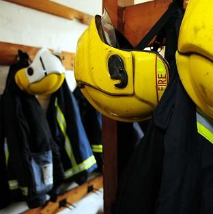 Firefighters found three bodies while tacking a blaze at a house in Cwmbran
