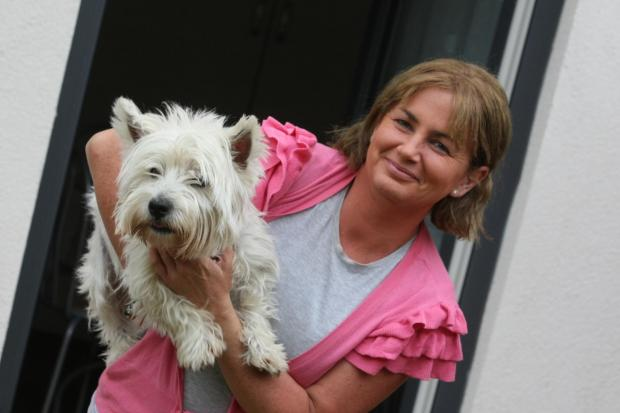 Braintree: Mother's concerns after pet was bitten by dog off the lead