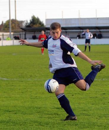 Whitnell finds the target again to keep Witham sixth
