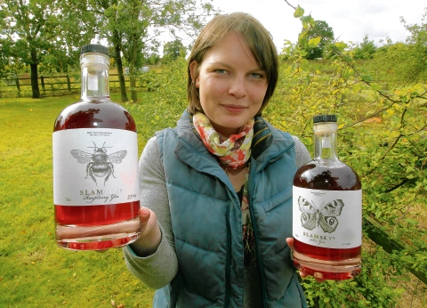 Braintree: Sloe gin berries to feature at Good Food show