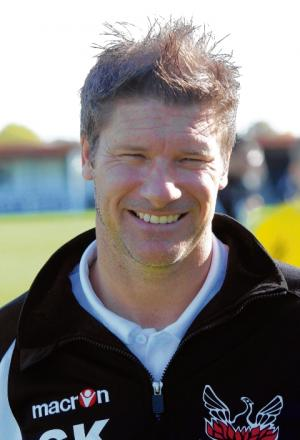 Kimble calls for no fear as Witham look to capitalise on strong home form