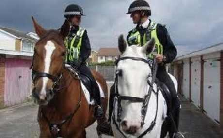 Police mounted unit to disband