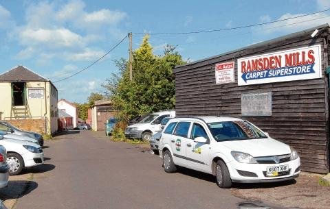 Witham: Cash stolen from carpet warehouse