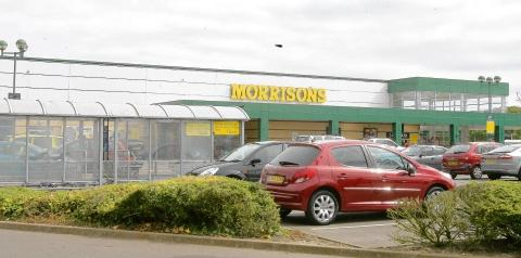 Morrisons in Witham