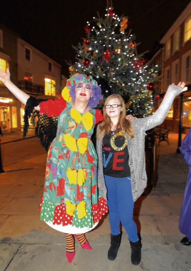 Braintree: Nominate a star to turn on the Christmas lights