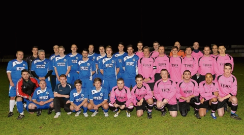 Witham: Football match raises money for kids' magic moments
