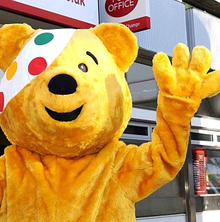 The BBC is set to kick off its annual Children in Need fundraising telethon