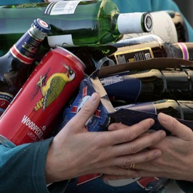 The coalition Government is proposing a minimum alcohol price of 45p per unit