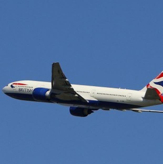 A British Airways flight from the US to Heathrow made an unscheduled landing at Shannon Airport