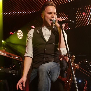 Witham: Olly Murs celebrates double Brit Award nomination
