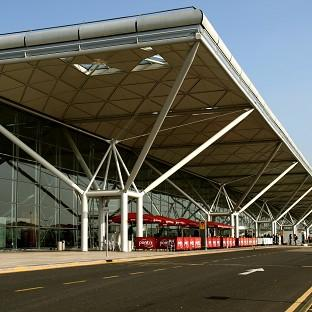 Stansted Airport has been forced to close due to heavy snow in the Essex area