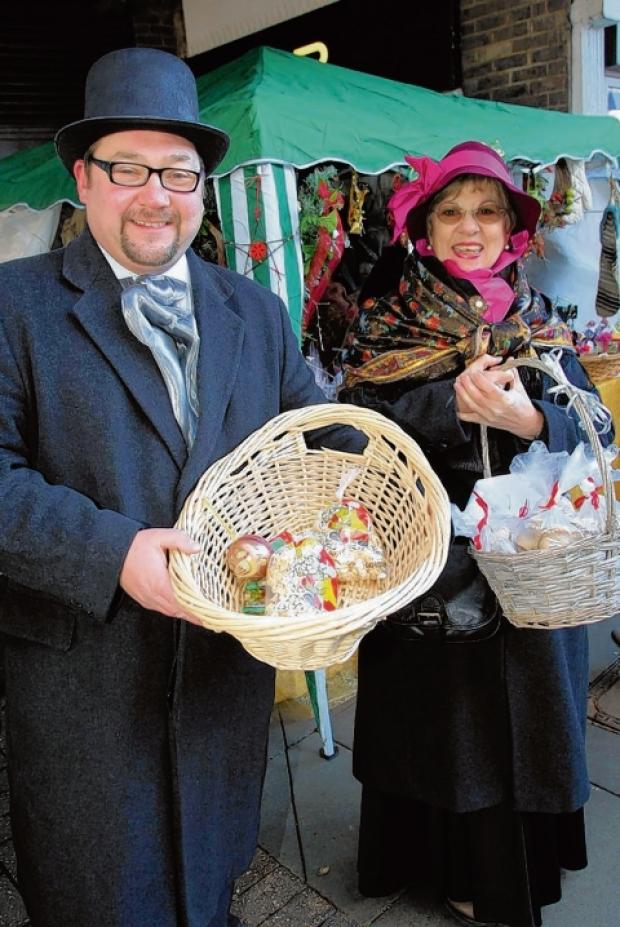 Braintree and Witham Times: Getting into the Dickensian spirit