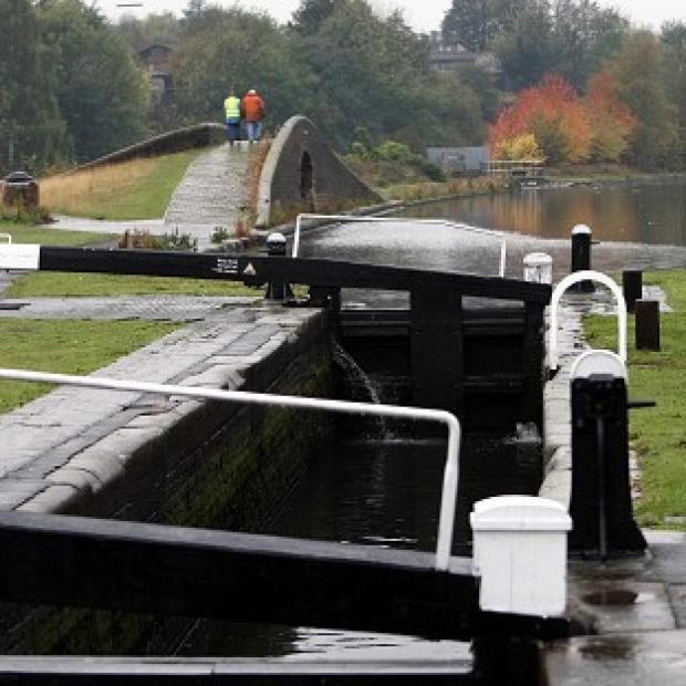 Two boys have been arrested after a number of attacks where the victims were pushed into a canal