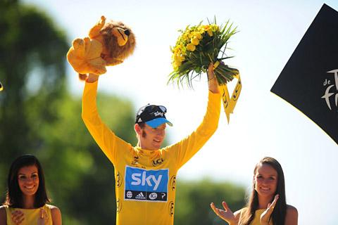 Will reigning Tour de France champion Bradley Wiggins be riding through Braintree in 2014?