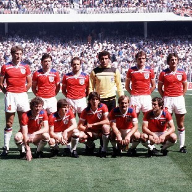 A withdrawal of British football teams from the 1982 World Cup was considered ahead of the tournament, records show
