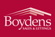Boydens - Braintree lettings