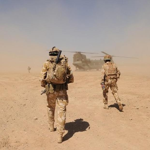 A British soldier has been shot dead in Afghanistan in an 'insider attack'