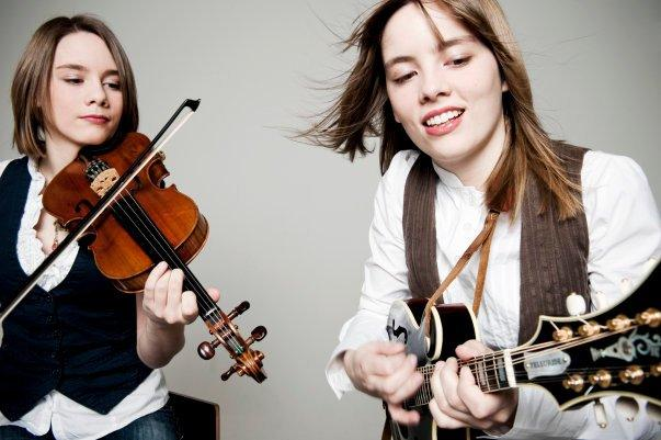Witham: Musical sisters return to the Institute