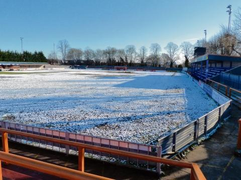 Braintree announce early pitch inspection