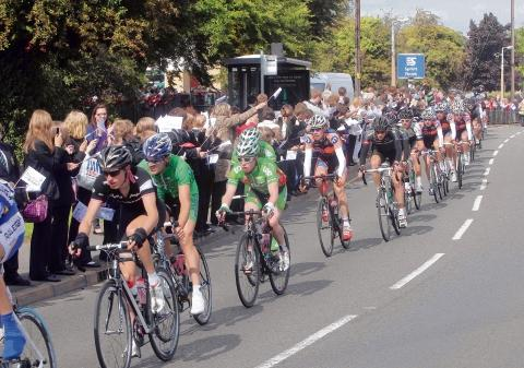 Braintree district narrowly misses out on Tour de France
