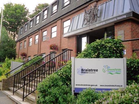 Braintree: Council admits to double council tax blunder
