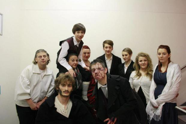 Witham: Students put on powerful Frankenstein performance