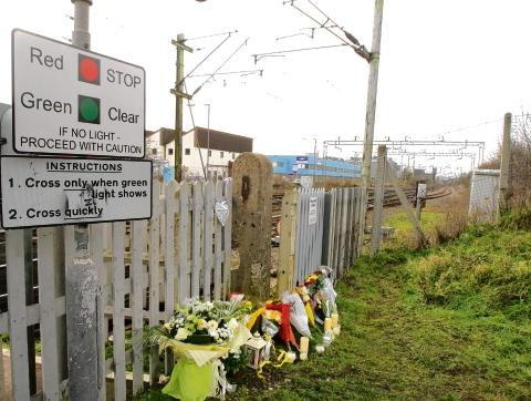 Witham: Tributes paid to factory worker killed on railway crossing