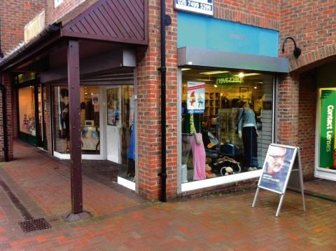 Witham: Thief steals purses from charity shop's staff office