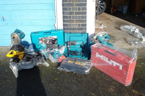 Essex: Are you the owner of these stolen items?