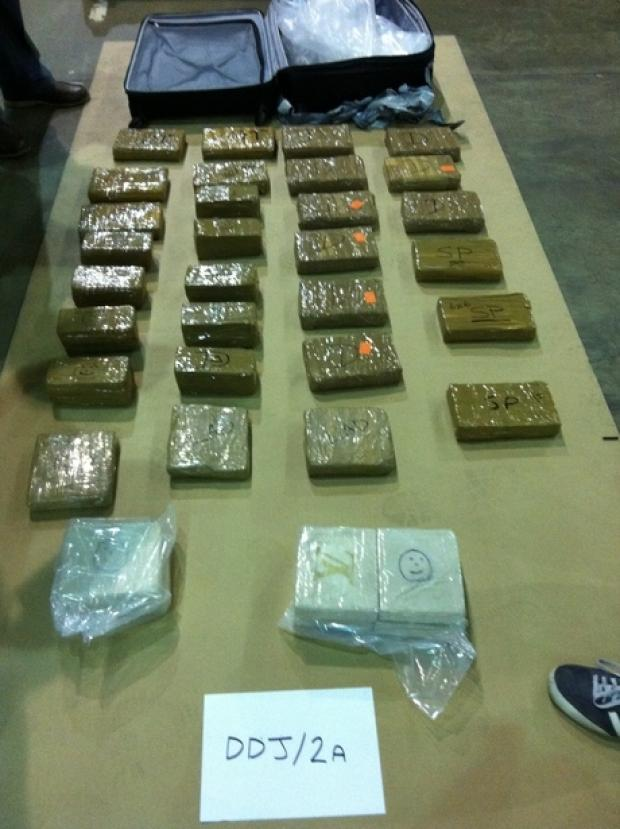 Essex: Drugs valued at £13 million found