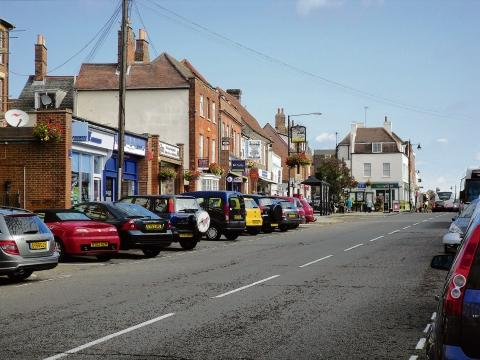 Braintree and Witham Times: Witham: Town centre drinking ban decision delayed