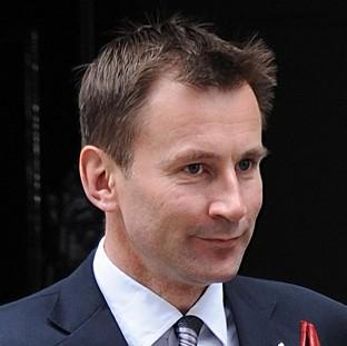 Jeremy Hunt said it was outrageous nobody had been 'brought to book' for the premature deaths of up to 1,200 people