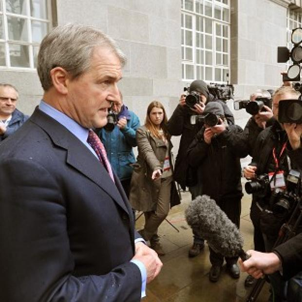 Owen Paterson will meet representatives of the food industry